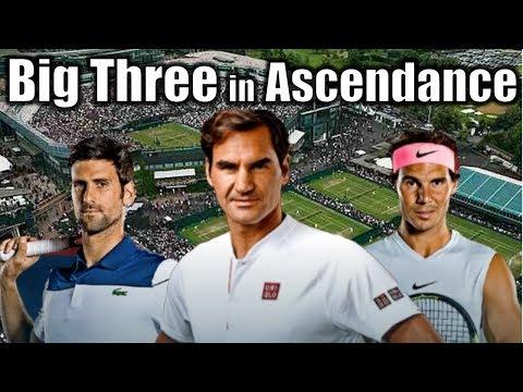 WIMBLEDON: Quarterfinal Previews | Semifinal Predictions | Federer, Nadal, Djokovic