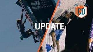 Adam Ondra, Scary Trad And Psicobloc Comp - UPDATE VIDEO | Climbing Daily Ep.1181 by EpicTV Climbing Daily