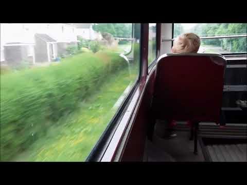 oxford bus musueum long hanborough a ride on a dennis lowline