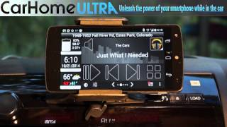 CarHome Ultra Unlocker YouTube video