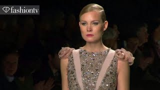 Tony Ward Couture Spring/Summer 2013 | AltaRoma AltaModa Fashion Week  - 3 MIN | FashionTV