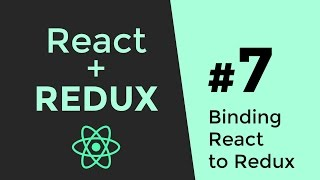 React and Redux play together REALLY well.  Here's how to connect your Redux store with a React.js application.  As you can see, using React + Redux makes your application very scalable.Redux provides a complete application state and React is just the view layer, so as Redux changes, React views are updated.  React.js components can also listen to only the pieces of the Redux store that they care about, so no matter how big the store gets, the Reactjs component stays clean and simple.