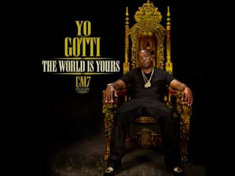 disqualfied - Yo Gotti Disqualified CM7 2012 Cocaine Music Group.