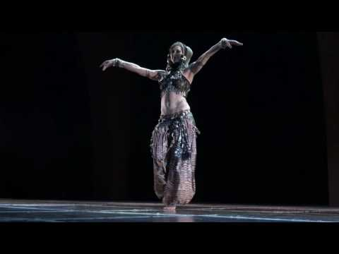 Rachel Brice@Gala Show Tribal Umrah 2016 (видео)