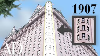 Video Hidden Details of The Plaza Hotel, From Lobby to Penthouse | Architectural Digest MP3, 3GP, MP4, WEBM, AVI, FLV Desember 2018