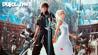 Final Fantasy XV - Película Resumida