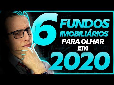 🔥 6 FUNDOS IMOBILIÁRIOS (FII) para olhar em 2020! KNRI11, XPLG11, BTLG11, BCFF11 e HGLG11?