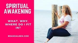 What is the spiritual awakening?