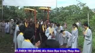 KINH NGHIỆM SỐNG - HT THÍCH TRÍ QUẢNG thuyết giảng ngày 08.11.2011 (MS 53/2011)