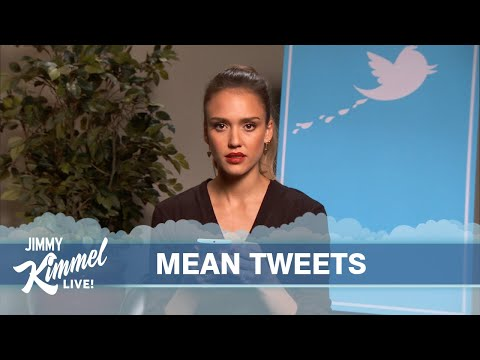 Celebrities Read Mean Tweets #4 (видео)