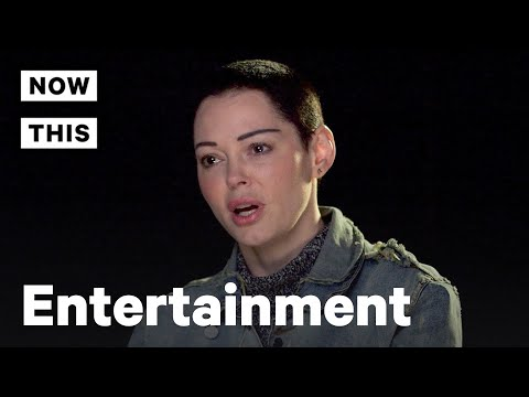 Rose McGowan On Tony Robbins And #MeToo Movement | NowThis