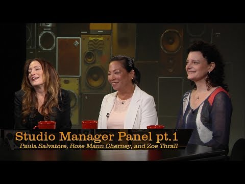 The World's Top Studio Managers Pt. 1 – Pensado's Place 160