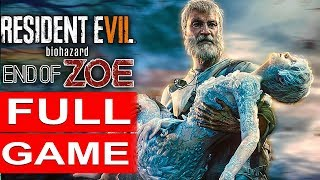 Video RESIDENT EVIL 7 END OF ZOE Gameplay Walkthrough Part 1 FULL GAME [1080p HD PC] - No Commentary MP3, 3GP, MP4, WEBM, AVI, FLV Desember 2017