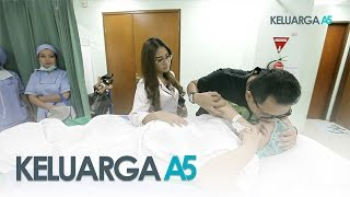 Video Keluarga A5: Detik-detik Haru Lahirnya Arsya Akbar Pemuda Hermansyah - Episode 48 MP3, 3GP, MP4, WEBM, AVI, FLV September 2019