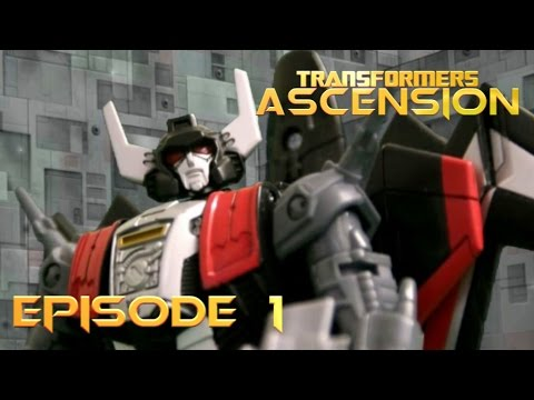 Transformers: Ascension | Season 1 | Episode 1 - 'Breakout'