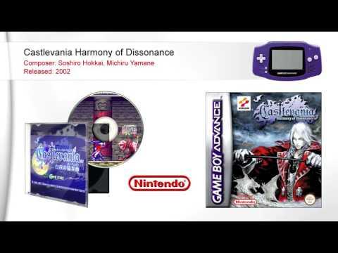 Castlevania Harmony of Dissonance (Full OST) - GBA