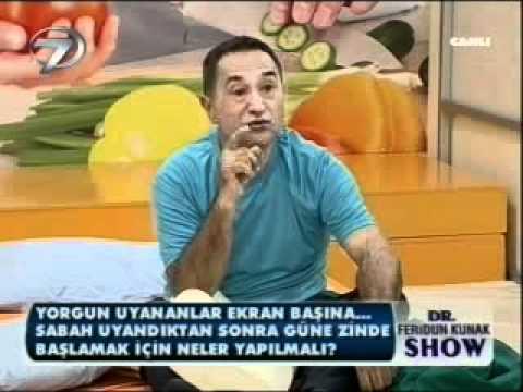 Feridun Kunak 29.09.2011 - 1/8 sabah uyandiktan sonra güne zinde baslamak icin tvarsivi.com