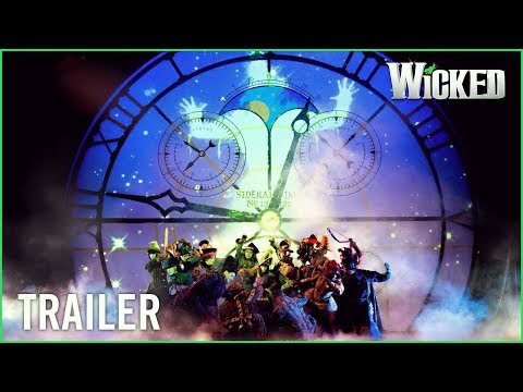 Wicked tickets, London Video
