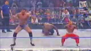 Rey Mysterio 619 Finisher Combinations