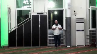 21.) Mos e haro nevojtarin o agjërues - Hoxhë Bekir Halimi (Syfyri)