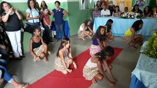 Escola Municipal Antonio Machado Ribeiro apresenta Xote Ecológico
