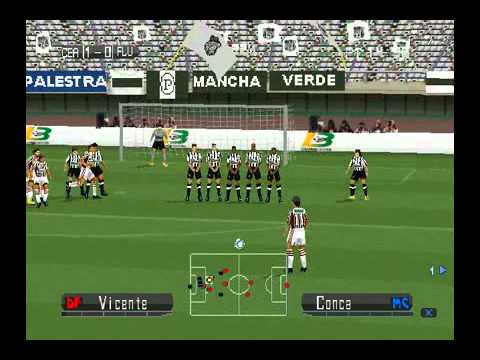 Absolute Football Playstation