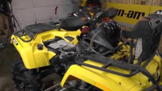 5. Canam Compression Leakdown Test