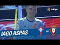 Golazo de Iago Aspas (3-0) Celta de Vigo vs Osasuna