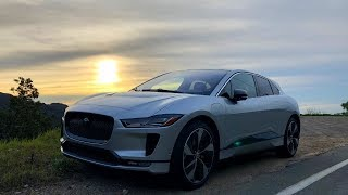2019 Jaguar iPace - One Take by The Smoking Tire