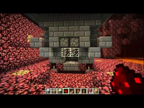 Minecraft - Tutorial: Blaze XP Farm