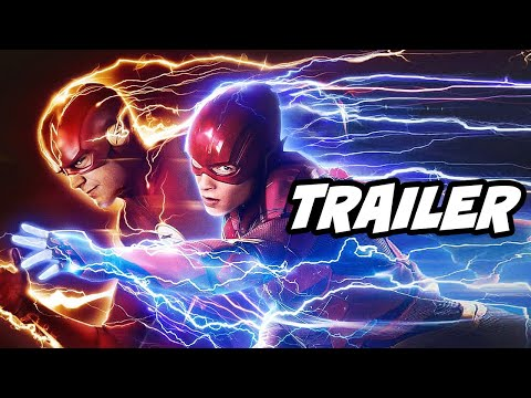 The Flash Season 6 Episode 10 Trailer - Justice League Crisis On Infinite Earths Breakdown