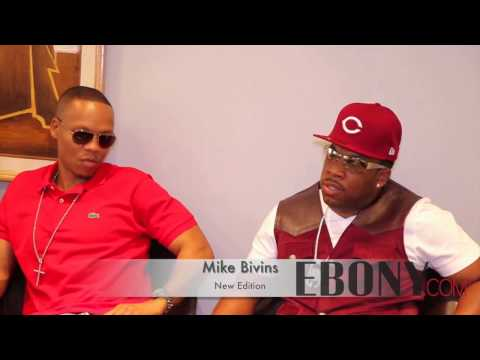 New Edition Ebony Interview