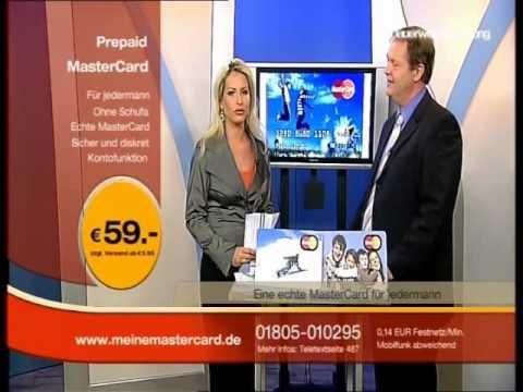 Prepaid MasterCard: Die Mastercard auf Guthaben-Bas ...