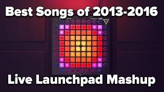 Thank you for an amazing 3 years on YouTube. Here are 27 of the best songs from the last 3 years mashed up live on a Launchpad Pro.Follow me on Facebook: http://www.facebook.com/SoNevableSongs used in this mashup.Justin Bieber - SorryMark Ronson - Uptown FunkMajor Lazer & DJ Snake - Lean On (feat. MØ)Justin Bieber - What Do You MeanEllie Goulding - Love Me Like You DoFifth Harmony - Work from HomeCalvin Harris - This Is What You Came ForThe Chainsmokers - CloserAlan Walker - FadedSelena Gomez - Hands To MyselfMarshmello - Alonetwenty one pilots - Stressed OutMajor Lazer - Cold Water ft. Justin BieberClean Bandit - Rather Be ft. Jess GlynneDJ Snake ft. Justin Bieber - Let Me Love YouThe Chainsmokers - Roses Galantis - Runaway (U & I)Calvin Harris ft. Ellie Goulding - OutsideMoana - We Know The WaySia - Cheap ThrillsMaroon 5 - AnimalsSelena Gomez - Good For YouSkrillex and Diplo - Where Are Ü NowDemi Lovato - Cool for the SummerColdplay - Hymn For The WeekendDavid Guetta - Hey Mama