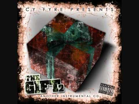 Cy Fyre - The Gift 2 (Instrumental CD) (28 Instrumental Tracks) (Version 1)