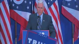 Cambridge (OH) United States  city images : Gov Pence for VP Campain Speech - Cambridge Ohio