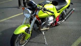 8. Moto Guzzi V11 Sport