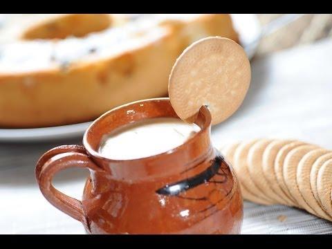 Atole de galleta - Cookie atole - Recetas de atole - Recetas navideñas - Recetas Candelaria