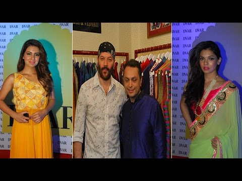 Geeta Bashra, Sara Loren & Other Celebs At DVAR A Fashion & Photography Exhibition