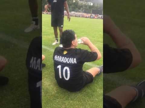 Vieri porterà Maradona e Ronaldo a Cervia?