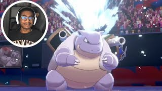BLASTOISE IS BROKEN!! | Pokémon Sword and Shield Ranked Wifi Battles by Tyranitar Tube