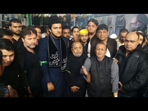 Video Akbaruddin Owaisi Son Nooruddin Owaisi Visit Alawa's At Old City Hyderabad download in MP3, 3GP, MP4, WEBM, AVI, FLV January 2017