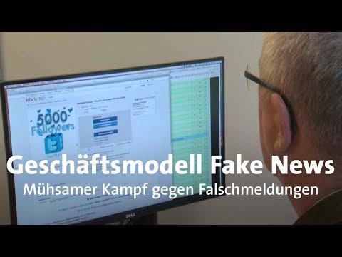 Geschäftsmodell Fake News: Kampf gegen Falschmeldungen