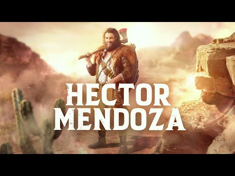 Desperados III présente Hector Mendoza  de Desperados III
