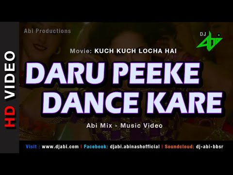 Daru Peeke Dance Kare Remix Video - DJ Abi