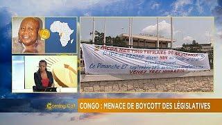 Au Congo-Brazzaville, quelques temps après une coalition d'Ong qui demandaient leur report, des partis politiques d'opposition menacent de ne pas prendre ...