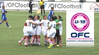 OFC TV Production - Copyright OFC TV © July 2017. Tonga and Samoa had to settle for a draw in the second round of the OFC ...