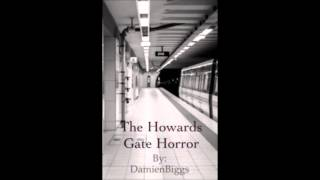 The Howards Gate Horror - Audiobook for H P Lovecraft fans