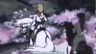 Hiroko Suzuki Bara wa utsukushiku chiru LADY OSCAR