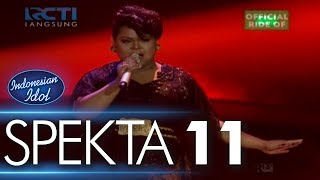 Download Video JOAN ft. ALFFY REV - KHAYALAN TINGKAT TINGGI (Peterpan) - Spekta Show Top 5 - Indonesian Idol 2018 MP3 3GP MP4